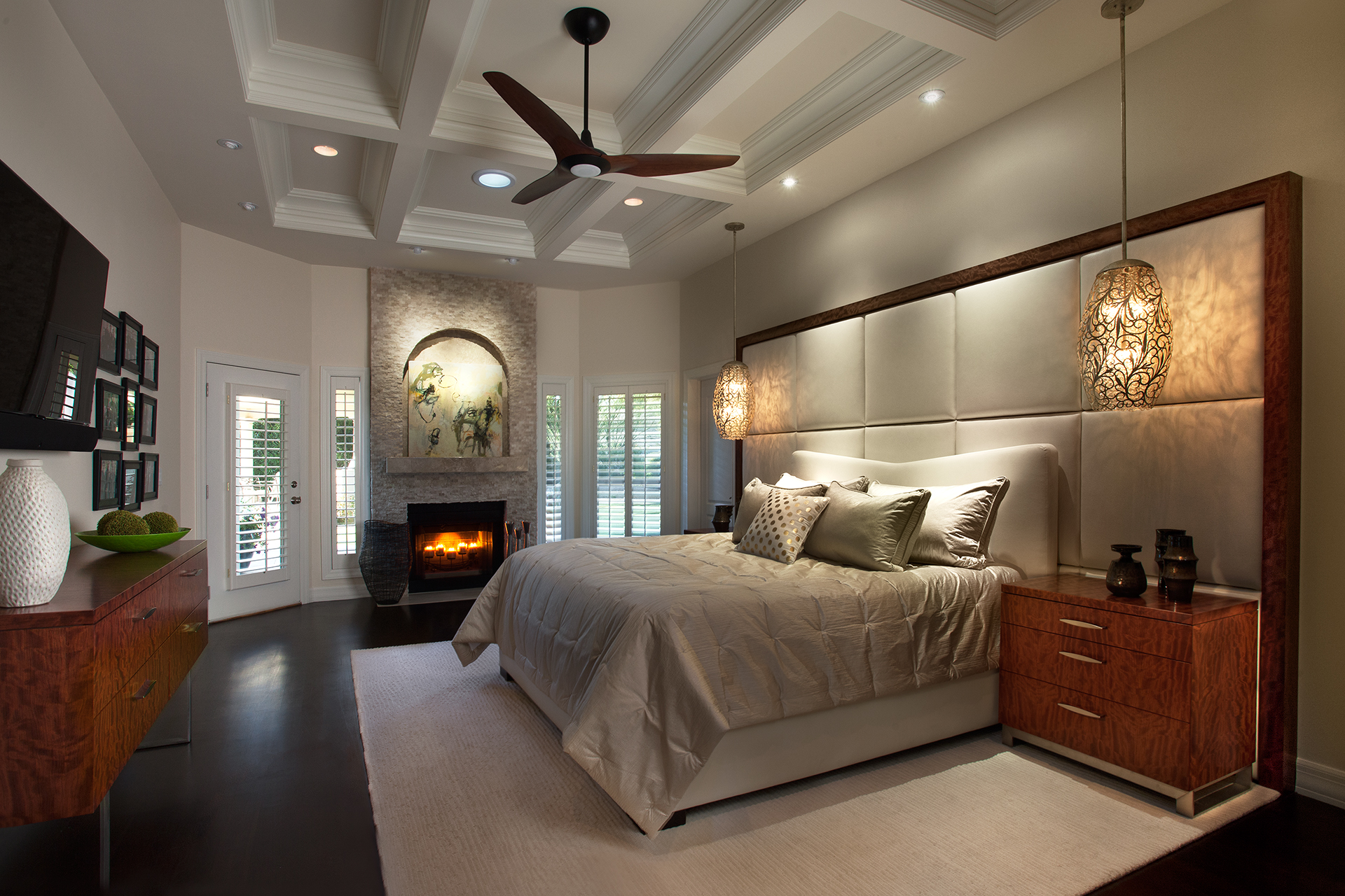 bedroom - Colleen Pawling Interior Design
